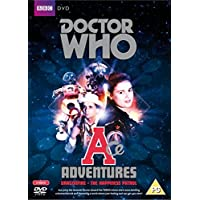 Doctor Who: Ace Adventures - Dragonfire / The Happiness Patrol