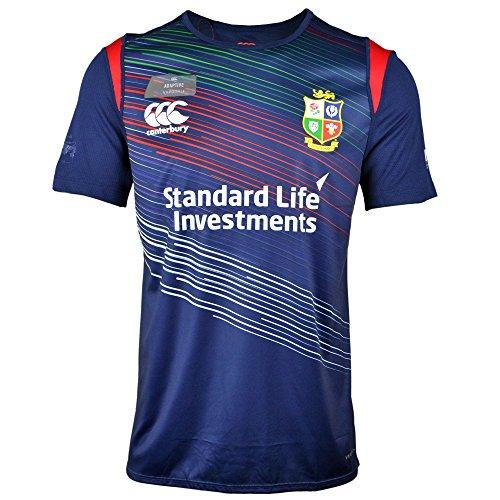 Canterbury Vapodri British And Irish Lions Superlight Training T-Shirt - SS17