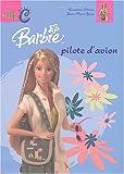 Barbie pilote d'avion