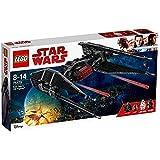Lego 75179 Star Wars The Last Jedi Kylo Ren's Tie Fighter Toy