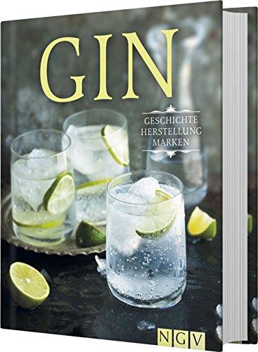 Produktbild bei Amazon - Gin: Geschichte, Herstellung, Marken