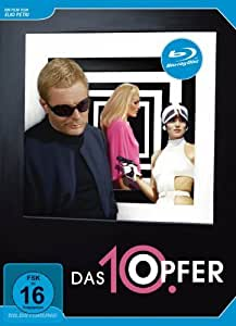 Das 10. Opfer (Limited Edition incl. Soundtrack) (Blu-ray) [2 DVDs]