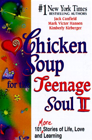 Image of Title: Chicken Soup for the Teenage Soul II 101 More Stor