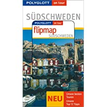 Polyglot on tour. Südschweden, m. Flipmap