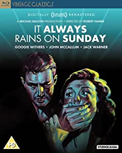 It Always Rains On Sunday (Digitally Remastered)  [1947] [Blu-ray]