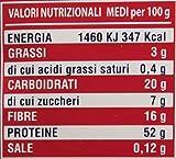 Sottolestelle Granulare di Soia - 6 confezioni da 180gr - Totale  1.08 kg