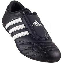 wholesale dealer 458f0 e443d Adidas SM II - Zapatillas bajas para artes marciales Taekwondo, Karate y  Kungfu, negro