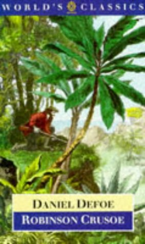 Robinson Crusoe (Oxford English Novels)