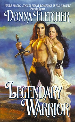 Legendary Warrior (Avon Historical Romance)