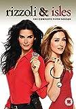 Rizzoli And Isles - Season 5 [DVD] [2015]
