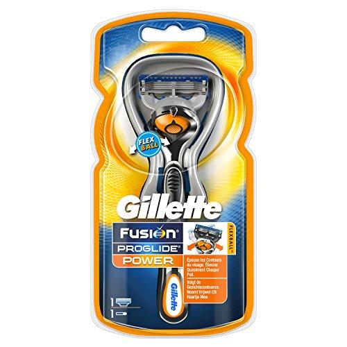 Gillette Fusion ProGlide Power Rasoir Pour Homme avec Technologie FlexBall