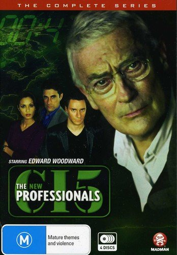 Complete Series (4 DVDs)