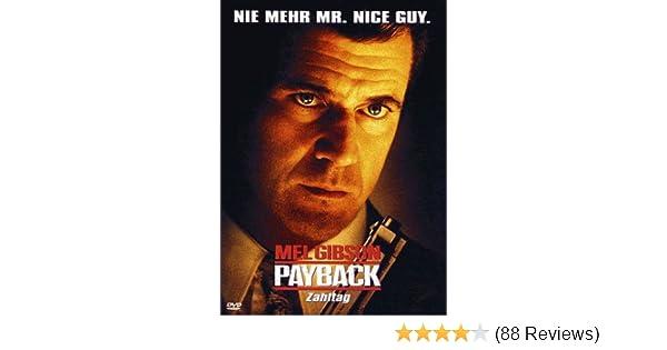 Payback Karte Kaputt.Payback Zahltag Amazon De Mel Gibson Maria Bello Gregg Henry