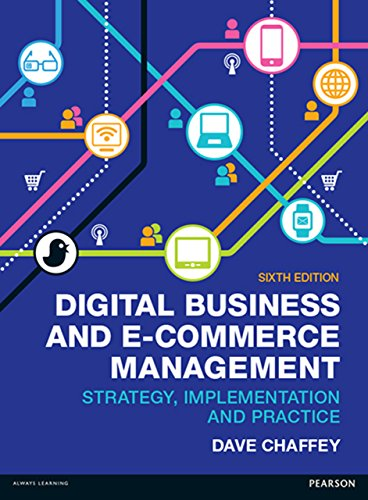 Digital Business and E-Commerce Management (English Edition) eBook ...