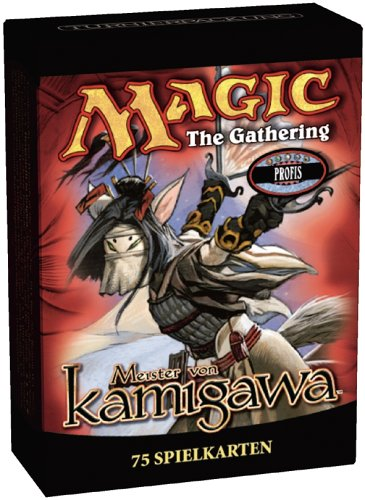 Magic: The Gathering - Champions of Kamigawa Tournament, englisch