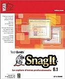 SnagIt - (version 6.1 ) - ensemble complet - 1 utilisateur - Win - français