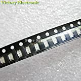 200PCS/LOT 1206 Green SMD LED Diode Light 3216 Dioden SMD Super Bright 1206 LED 3.2 * 1,6 mm grüne Farbe neu