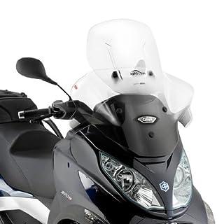 Tourenscheibe Givi Airflow Piaggio MP3 Business/Sport 500/ Touring 300/400/ LT 11-13 klar