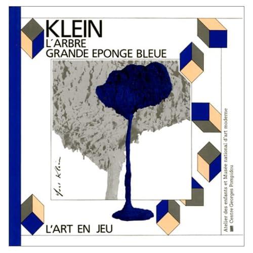 Klein - l'arbre  grande eponge bleue
