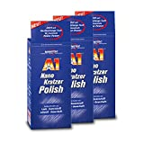DR. WACK-SET 3X Dr. Wack A1 Nano Kratzer Polish Politur 50ml 2714