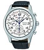 Best Seiko Watches - Seiko Dress Chronograph White Dial Men's Watch Review