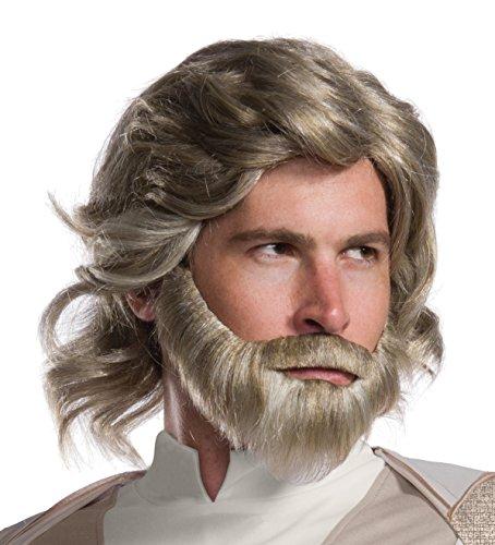 The Last Jedi für Erwachsene grau Einheitsgröße ()
