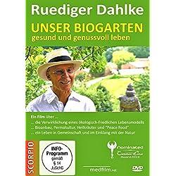 Unser Biogarten - gesund und genussvoll leben [DVD]