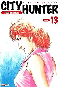 City Hunter - Nicky Larson Edition de luxe Tome 13
