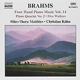 Vierhändige Klaviermusik V. 14