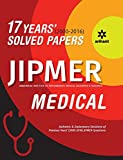 #3: 17 Years' 2000-2016 Solved Papers JIPMER Medical 2017