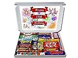 HAPPY 18th BIRTHDAY Chocolate Gift Hamper Selection Box