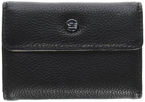 FRUWT Street schießen Premium Leder Wallet Tasche für iPod Nano 3G (schwarz)