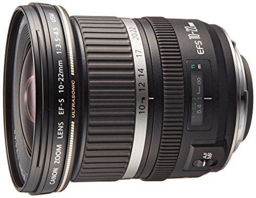 Canon EF-S 10-22mm f/3.5-4.5 - Objetivo (SLR, 13/10, Super wide, USM, 8,35 cm, 7,7 cm)