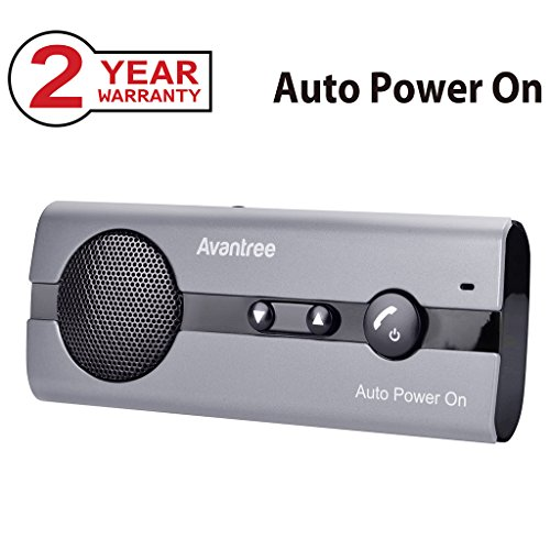 Avantree 10BS - Kit Vivavoce Bluetooth per Auto con...