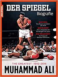 Spiegel biografie 2 2016 muhammad ali the greatest 1942 for Redaktion der spiegel