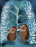 Twinkle Twinkle- Special romantic Light Up Valentines Card - Love you - TT001