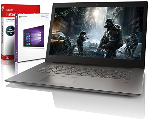 Lenovo i5 8. Generation Gaming (17,3 Zoll HD) Notebook (Intel Core i5 8250U, 8GB DDR4, 1000GB HD, Intel HD Graphics 620, HDMI, Windows 10) #5853