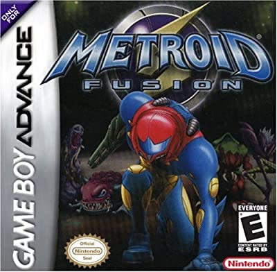Metroid Fusion by Nintendo