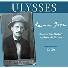 By James Joyce Ulysses (Modern Classics - Unabridged) (Unabridged) [Audio CD]