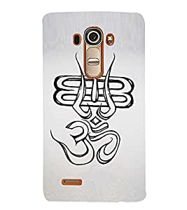 Vizagbeats ohm Back Case Cover for LG G4::LG G4 H815