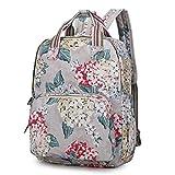 WindTook Blumen Casual Daypacks Schultasche Rucksäcke für Campus Studenten Outdoor Reisen Wandern