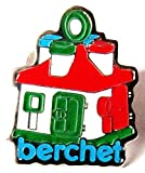 Berchet - Pin 19 x 17 mm