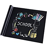 Best Chalkboard Paints - Blackboard Sticker Self-Adhesive Vinyl Chalkboard Paper with 5 Review