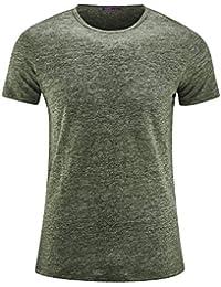 Living Crafts Leinen-T-Shirt