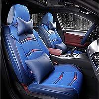 Cojín del asiento de coche La funda del asiento de seda del hielo del automóvil de