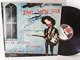 JIMI HENDRIX woke up this morning and found myself dead featuring jim morrison, johnny winter, buddy miles, RL0015