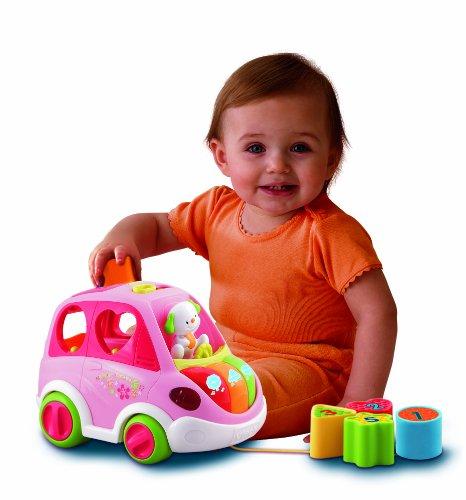 Imagen 1 de VTech - Miniauto Colorín, color rosa (80-070157)