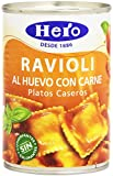 Hero Receta Casera Ravioli al Huevo con Carne Plato Preparado sin Conservantes Listo en 2 min 420 g