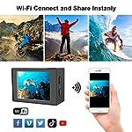 WiMiUS-Action-Cam-4K-WiFi-1080P-Full-HD-Impermeabile-Fotografica-Subacquea-40M-2-Pollici-170-Gradi-Ampia-Vista-Grandangolare-con-Custodia-Impermeabile-2-Batterie-1050mAhQ1