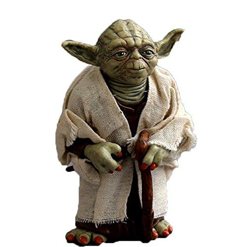 YODA Figura Star Wars Jedi Knight Master Guerra de Las Galaxias Action 4191